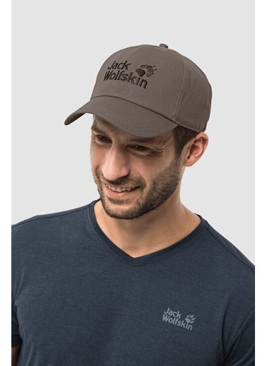 Jack Wolfskin Jack Wolfskin Baseball Erkek şapka 1900671-16438 1900671-16438021 Renkli